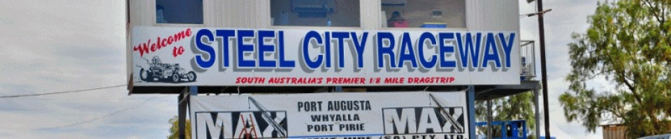 Steel City Drag Club    - 1/8th Mile Drag Strip